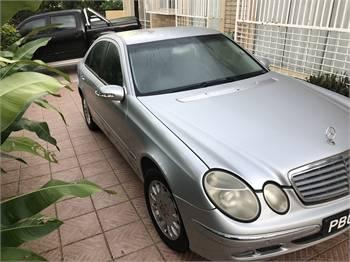 PBU Mercedes Benz E200 for sale
