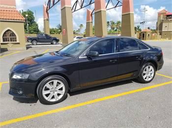 PCU Black Audi A4