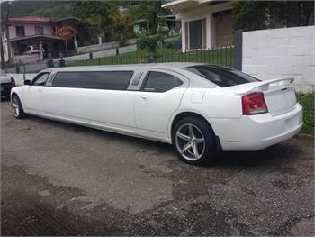 Dodge Charger Limo