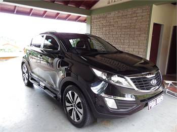 PDA (local) KIA- Sportage