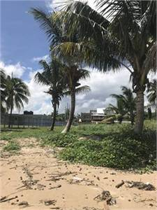 MAYARO- BEACHFRONT LOT. 389-9799
