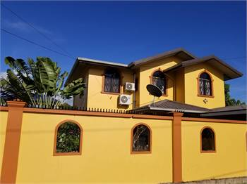 One bedroom unfurnished apartments for rent , Couva.