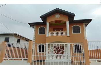 Four Bedroom brand new houses for Sale in Central Park , Couva , 3.7 and 3.8M.